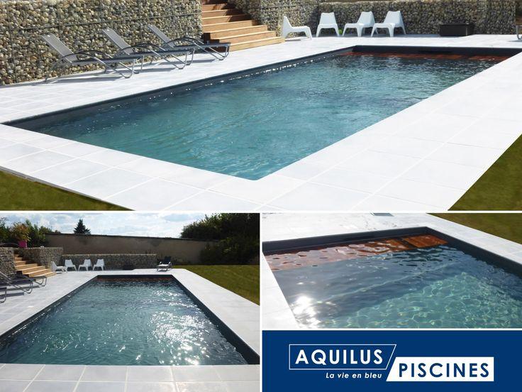 38 best r alisations r seau aquilus 2016 images on - Aquilus piscine ...