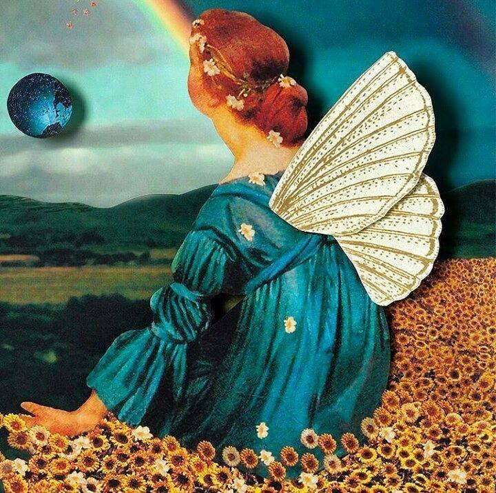 """"""" Porque os homens são anjos nascidos sem asas é o que há de mais bonito nascer sem asas e fazê-las crescer. """" José Saramago Linda colagem da norte americana ddddd. @OlhardeMahel @catrains_collage #JoséSaramago #inspiração #pensamentododia #citação #imagem #colagem #arte #anjo #escritor #olhardemahel #fpolhares #josesaramago #collage #art #thinkabout #thinking #quote #inspiration #image http://ift.tt/2nRX0Xr"""