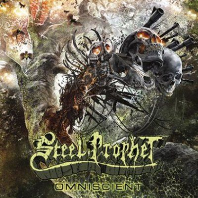 Steel Prophet - Omniscient (2014) Power Metal band from USA #SteelProphet #PowerMetal