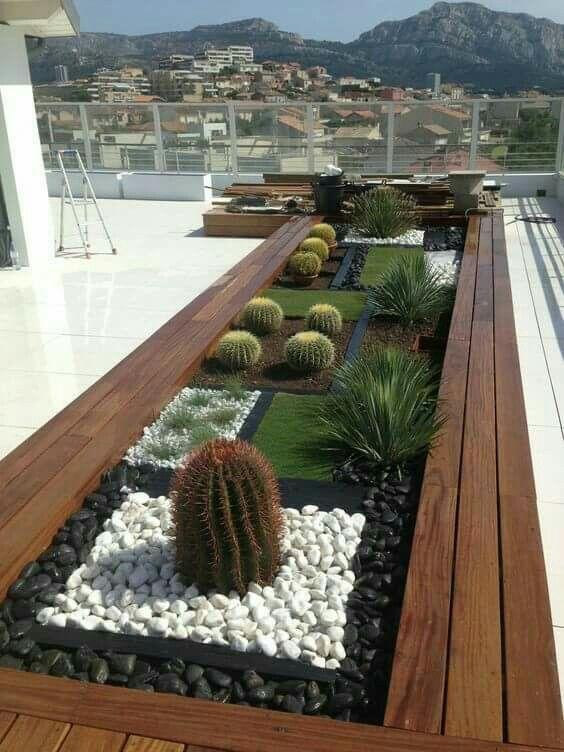Las 25 mejores ideas sobre dise o de patio trasero - Ideas para jardin pequeno ...