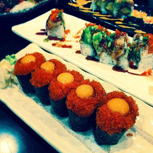 Sushi time!