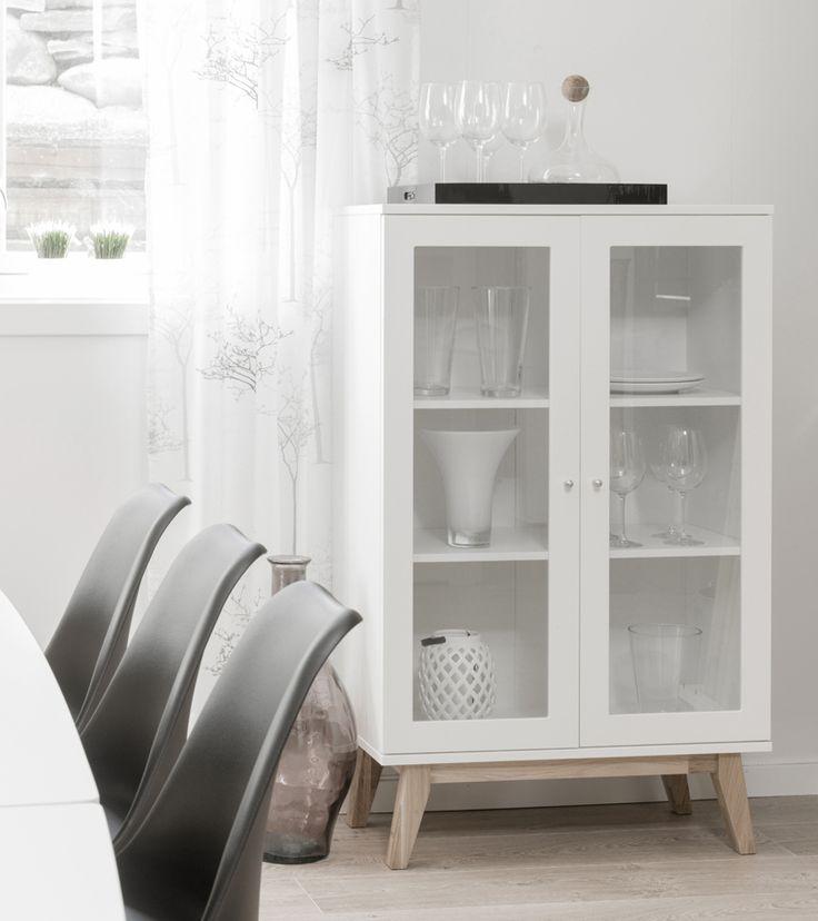 skap og skjenk stue og kj kken m bler talg norge vitrine pinterest discover more. Black Bedroom Furniture Sets. Home Design Ideas