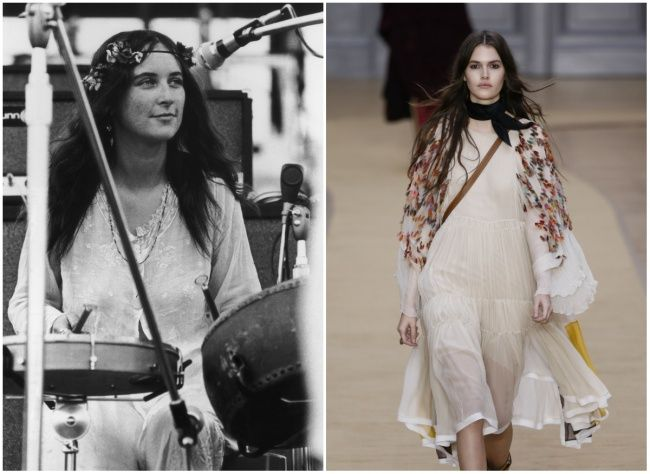 These amazing photos from Woodstock 1969 showus the origins ofmodern fashion