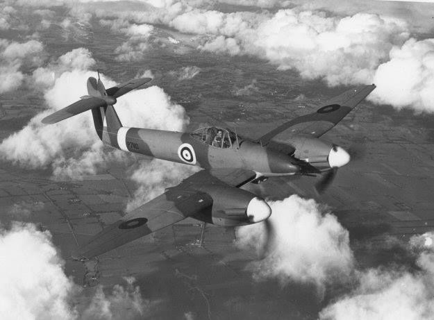 Westland Whirlwind (1940-1943) The Westland Whirlwind (Whirly or Whirlibomber in RAF slang) was a British twin-engined heavy fighter developed by Westland Aircraft. It was the Royal Air Force's first single-seat, twin-engined, cannon-armed fighter, and a contemporary of the Supermarine Spitfire and Hawker Hurricane. It was one of the fastest aircraft in service when it flew in the late 1930s, and was much more heavily armed than any other. However, protracted development problems with its…