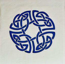 CELTIC DESIGNS FOR QUILTS.............PC.................Celtic Knotwork.