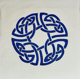 Celtic Knotwork.
