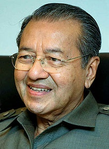 Tun Dr. Mahathir Mohamad, 4th Prime Minister of Malaysia