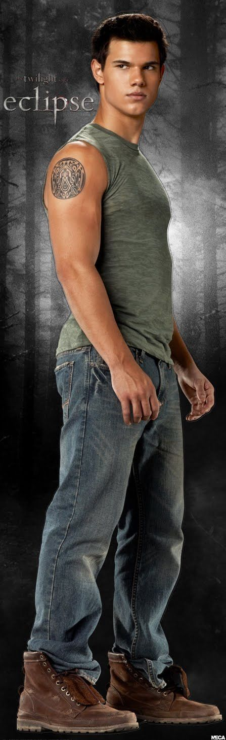 Jacob Black<3 http://alittlebitofliterature.blogspot.co.uk/2013/09/characters-i-love-to-hate.html