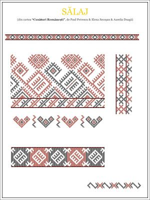Semne Cusute: model de camasa din CRISANA, Salaj
