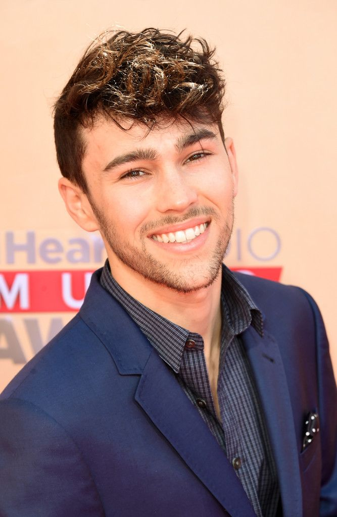 Max Schneider Photos: 2015 iHeartRadio Music Awards On NBC - Arrivals