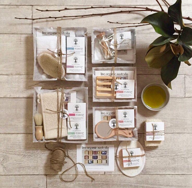 Corporate Gift Boxes — Live Organic Australia