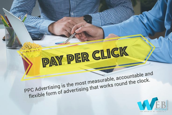 ‪#‎PPC‬ ‪#‎Advertising‬ is the most measurable, accountable and flexible form of advertising that works round the clock.