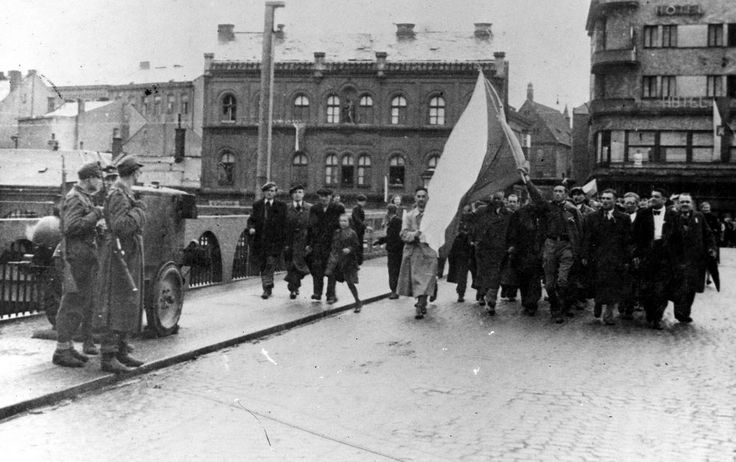 WWII, Kolín