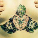 Sternum Tattoos | Inked Magazine