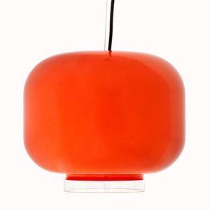 Daria Pendant Light in Orange