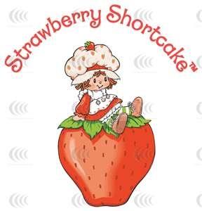 Strawberry Shortcake dolls smelled so good.