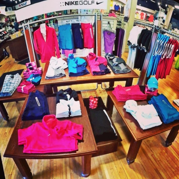 New women's Nike golf in at the Petoskey store!
