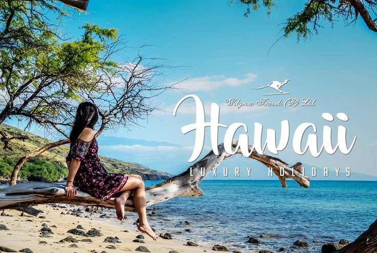 Hawaii Luxury Holidays  Crystalline waters, powdery white #sands, technicolor coral #reefs and fascinating characters #lay the foundations for a #vacation in paradise.