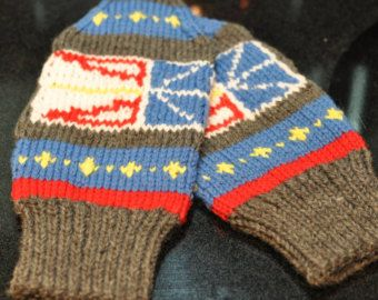 Newfoundland Mitten Knitting Pattern | Knit Patterns