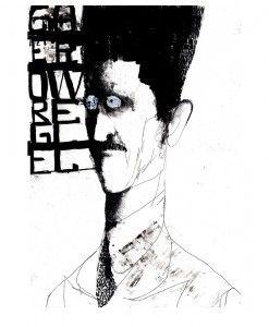 George Orwell / Daniel Egneus
