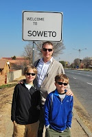 What We Learned In Soweto Township South Africa