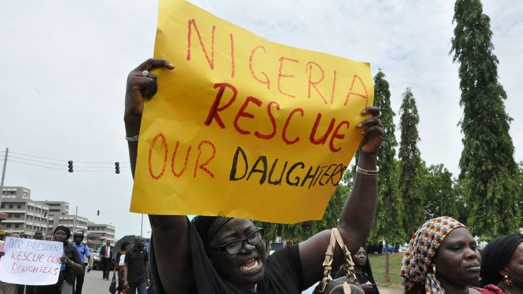 Why the World Is Finally Talking About Nigeria's Kidnapped Girls