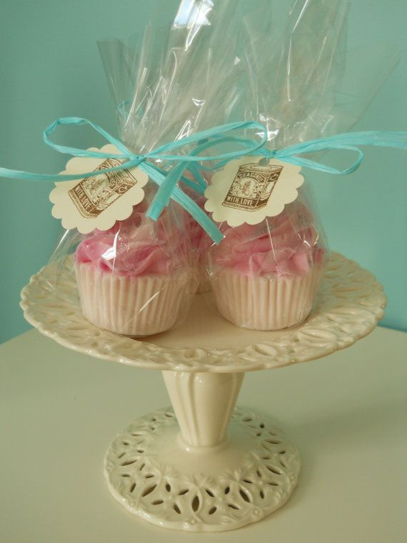 Sweet Cupcakes Soap by Sweetturquoise on Etsy, $6.00