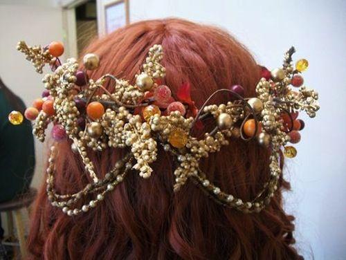How-To: Labyrinth-Inspired Goblin Headdress #Halloween