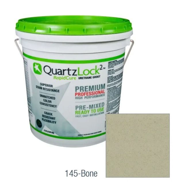 Bostik Quartzlock2 Rapidcure Urethane Grout 145 Bone In 2020 Grout Grout Stain Grout Color