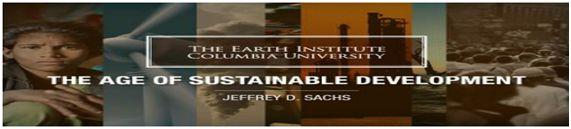 La edad de Desarrollo Sostenible de Jeffrey Sachs