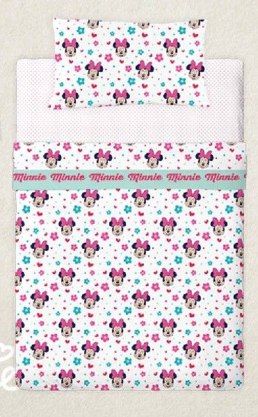 Minnie Mouse Bed Sheets