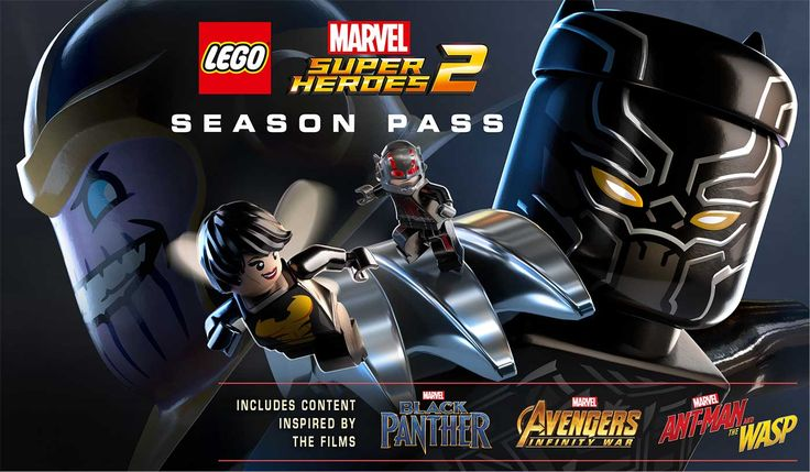 LEGO Marvel Super Heroes 2 Out Now