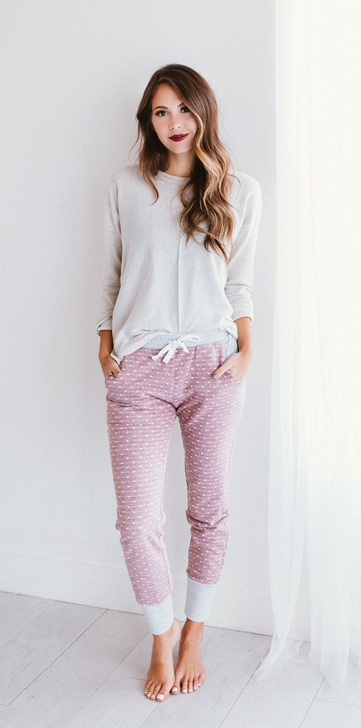 Polka Dotted & Perfect Loungers