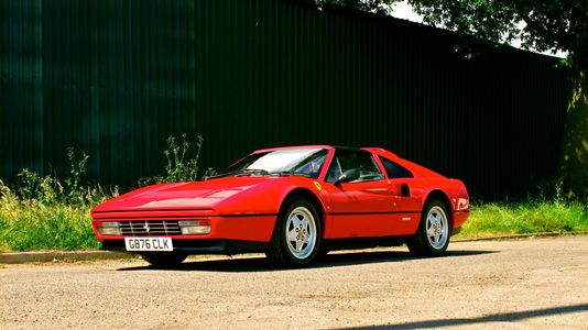 1989 Ferrari 328 GTS - Silverstone Auctions