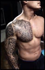 Shoulder Tattoos For Men – Designs