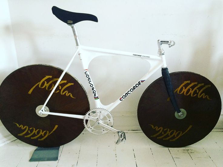 #concorde #trackbike #campagnolo #fluidisk #lopro #pursuit