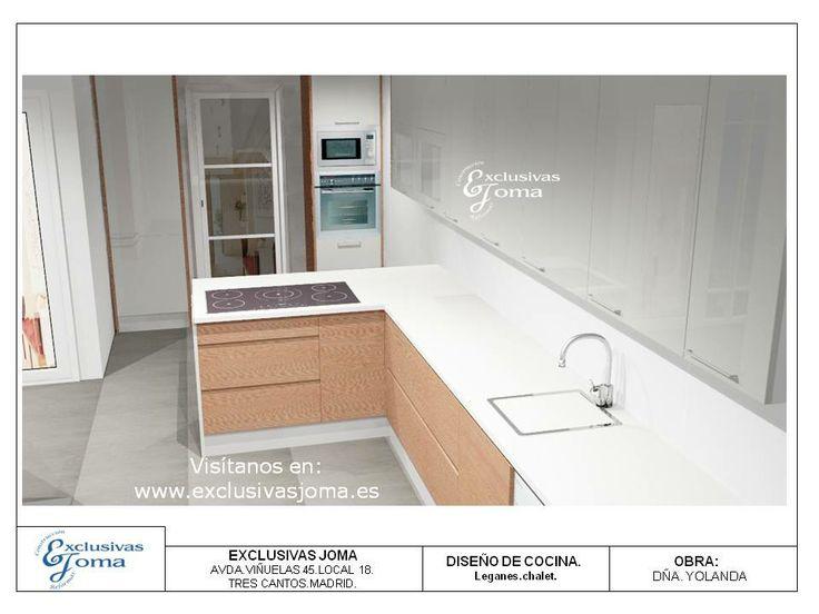 prximo proyecto de reforma en legans en d de integracin de cocina y terraza con accesos