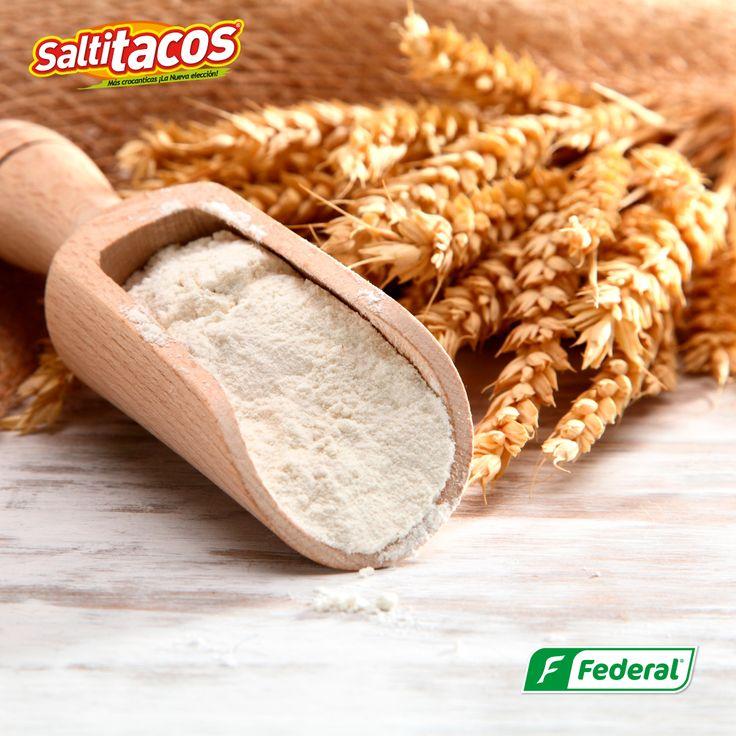 ¡Materia prima de calidad!  En Galletas Federal estamos seguros de que una de las principales razones de nuestra calidad es la materia prima de nuestros productos, cuidadosamente seleccionada.  #GalletasFederal