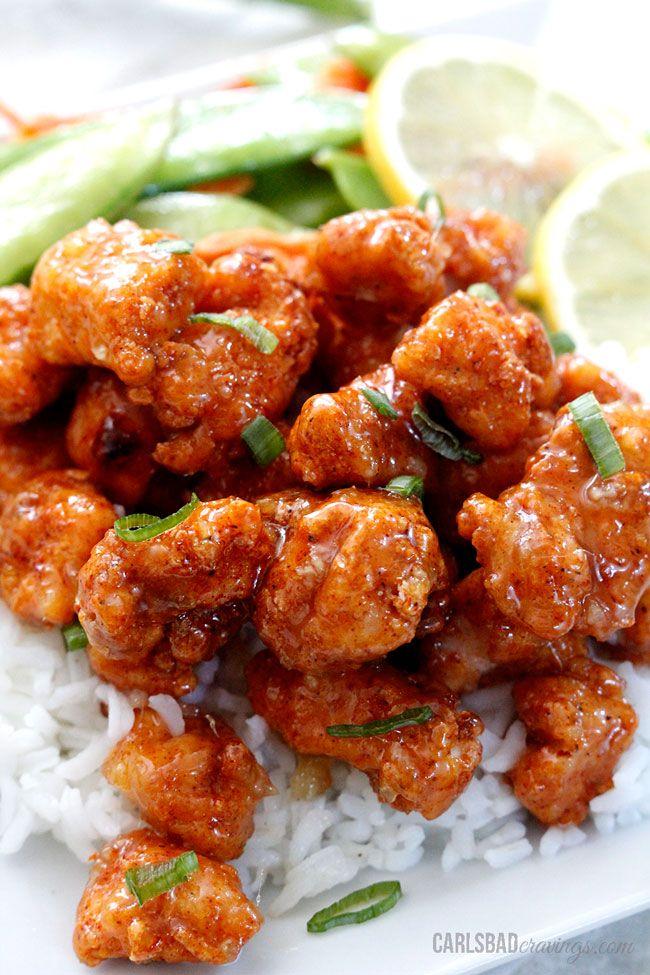 Sticky Honey Lemon Ginger chicken   Carlsbad Cravings