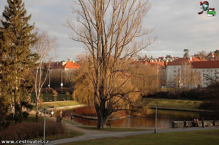 Praha - Zahrada kláštera v Břevnově aneb Markétská zahrada