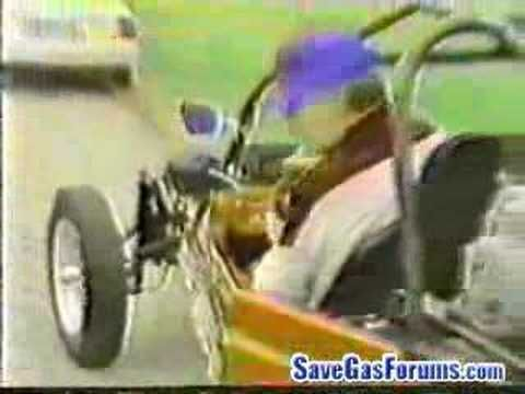The secret that very few know. Stan Myers was a genius. Check out his water powered dune buggy!