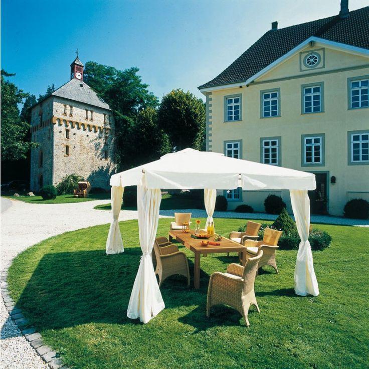 Superb Garten Pavillon MARTINIQUE Ihr Online Shop f r exklusive Gartenm bel Garten