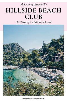 Luxury hotel review: Hillside Beach Club Dalaman Coast Turkey. #luxury #hotels #…