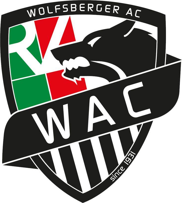 Wolfsberger AC of Austria crest.