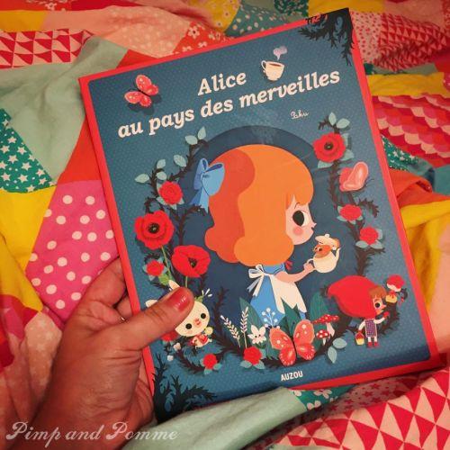 ★Lecture Magique du Soir★ #1 -Alice au Pays des Merveilles- Editions AUZOU