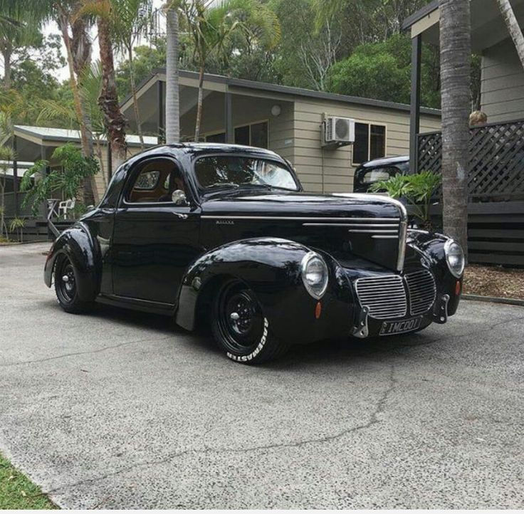 772 Best 40/41 Willys Gassers Images On Pinterest