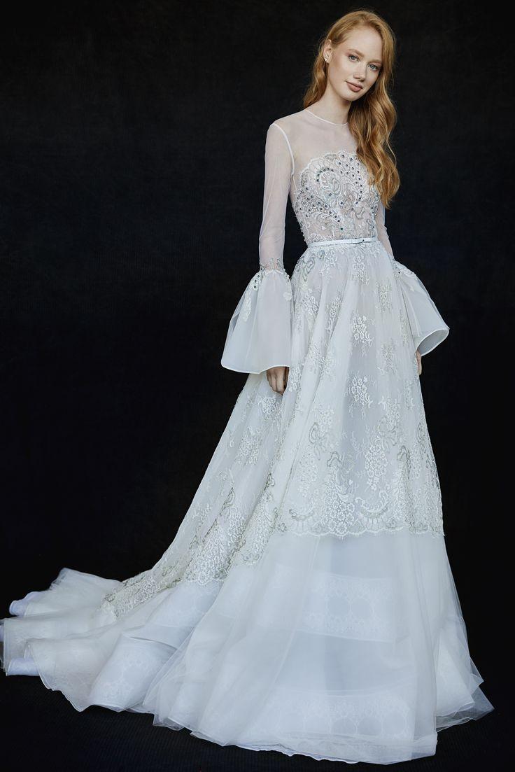 Victoria Wedding Gown #VictoriaWeddingGown #OtiliaBrailoiuAtelier #weddingdress