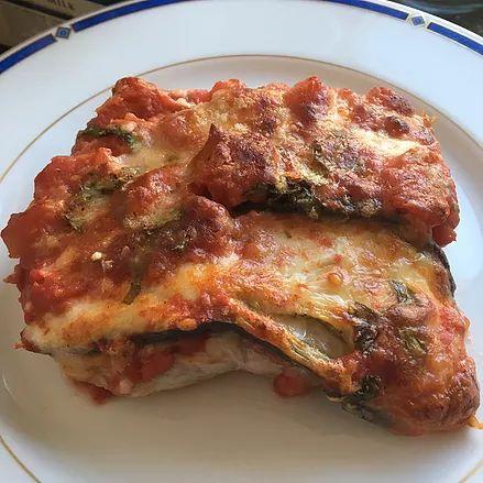 Escalope de veau alla parmiggiana (7SP)