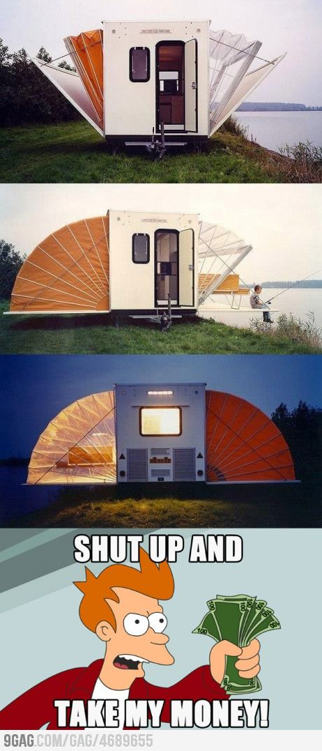 Dream Fishing CarAwesome Campers, Hilarious Memes, Funny Pics, 9Gag Funny, Funny Pictures, Cars Memes, Fish Cars, Dreams Fish, Funny Photos