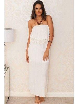 Modele de Rochii de Vara Albe Lungi si Scurte Online
